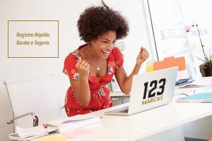 Registrando marca online