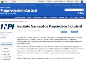 Indeferimento de marca no INPI